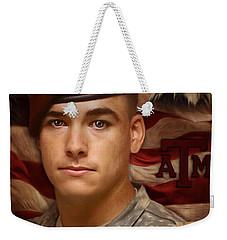 Aggie Hero For Sure Weekender Tote Bag