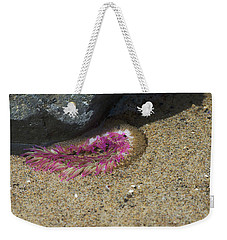 Aggregating Anemone Weekender Tote Bag