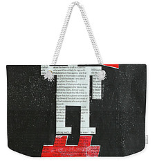 Agitator Weekender Tote Bag
