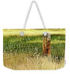 Aglow Weekender Tote Bag