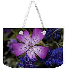 Agrostemma Weekender Tote Bag