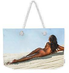 Aguasantas Weekender Tote Bag