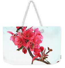 Weekender Tote Bag featuring the photograph Ah The Beautiful Smell by Rick Morgan