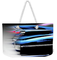 Weekender Tote Bag featuring the photograph Ahead Of Its Time by Jeffrey Jensen