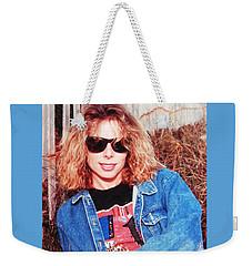Ahhhh Belindas Beach Days Weekender Tote Bag