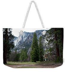 Ahwahnee Setting Weekender Tote Bag
