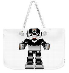 Ai Robot Weekender Tote Bag