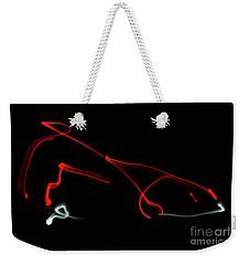 Aikido - Iriminage, Omote Weekender Tote Bag