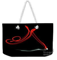 Aikido - Shihonage, Omote Weekender Tote Bag