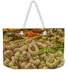 Ail Frais Weekender Tote Bag by CR Courson