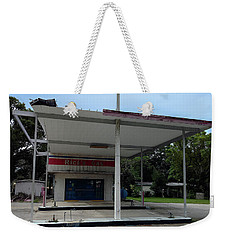 Ain't No Gas Weekender Tote Bag by Steve Sperry
