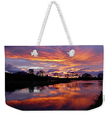 Air And Water Weekender Tote Bag