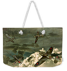 Air Attack Weekender Tote Bag