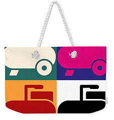 Air Compressors Weekender Tote Bag