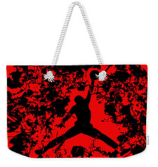 Air Jordan 1b Weekender Tote Bag