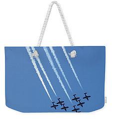 Air Show 1 Weekender Tote Bag