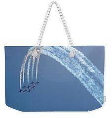 Air Show 2 Weekender Tote Bag