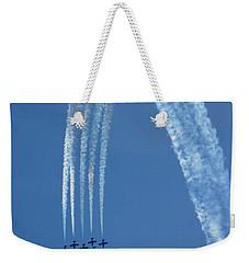 Air Show 4 Weekender Tote Bag