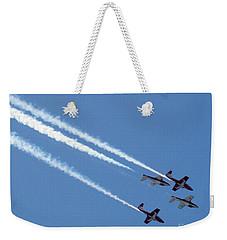 Air Show 6 Weekender Tote Bag