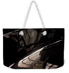 Weekender Tote Bag featuring the photograph Airbus by Paul Job