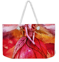 Aithne Weekender Tote Bag by Mo T