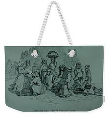 Aix-en-chapelle Weekender Tote Bag