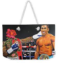 Aj Omo Oduduwa The World Champion Weekender Tote Bag