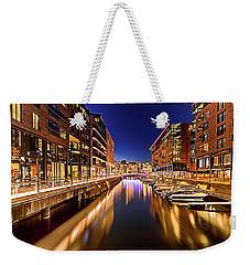 Aker Brygge Weekender Tote Bag