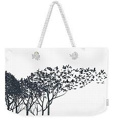 Aki Weekender Tote Bag by Cynthia Decker