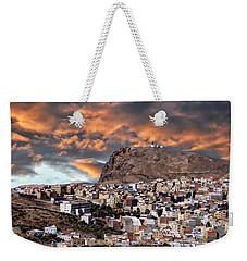 Al Hoceima - Morocco Weekender Tote Bag
