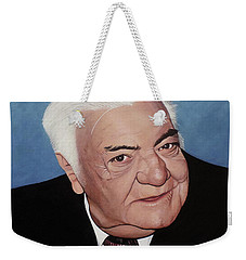 Elie Benyacar Aka Al Mucher Weekender Tote Bag