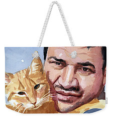 Alaa And Feras Weekender Tote Bag