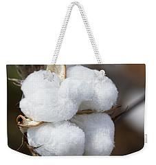 Alabama Cotton Boll Weekender Tote Bag
