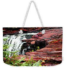 Alabama Falls  Weekender Tote Bag