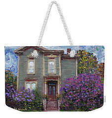 Alameda 1888 - Italianate Weekender Tote Bag