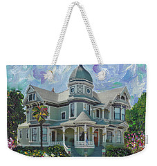 Alameda 1893  Queen Anne  Weekender Tote Bag