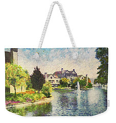 Alameda Marina Village 1 Weekender Tote Bag