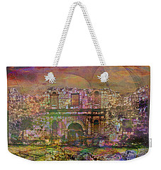 Alamo - After The Fall Weekender Tote Bag