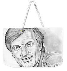 Alan Alda Weekender Tote Bag