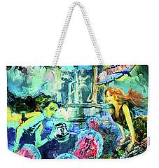 Alantis Weekender Tote Bag