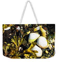 Alaska Clams Weekender Tote Bag
