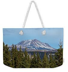 Alaska Range Weekender Tote Bag