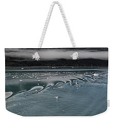 Alaskan Sea Scape Two Weekender Tote Bag by Gary Warnimont