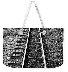 Alaska Tracks Weekender Tote Bag