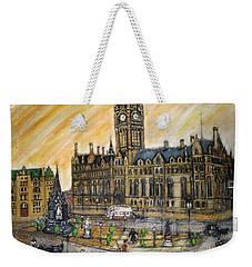Albert Square Manchester 1900 Weekender Tote Bag