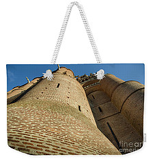 Albi Cathedral Low Angle Weekender Tote Bag by RicardMN Photography