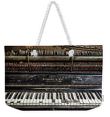 Albrecht Company Piano Weekender Tote Bag