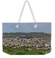 Albufeira Marina View Weekender Tote Bag