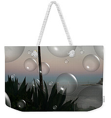 Alca Bubbles Weekender Tote Bag