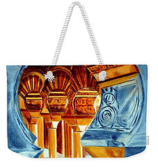 Alcazaba Weekender Tote Bag